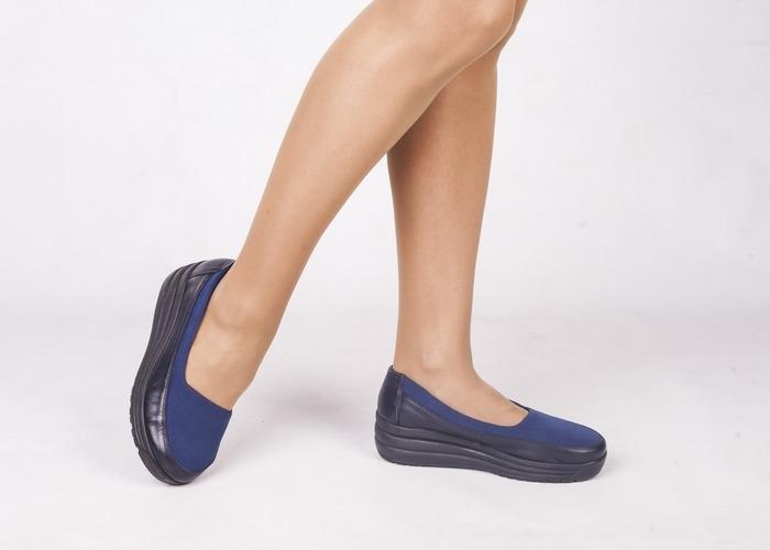 Женские ортопедические туфли 17-003 - 8