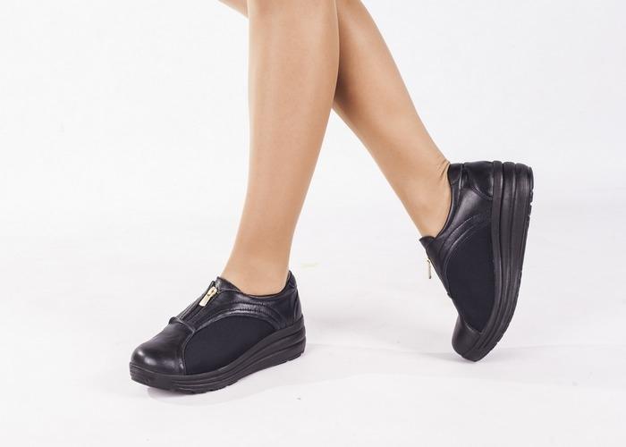 Женские ортопедические туфли 17-004 - 4