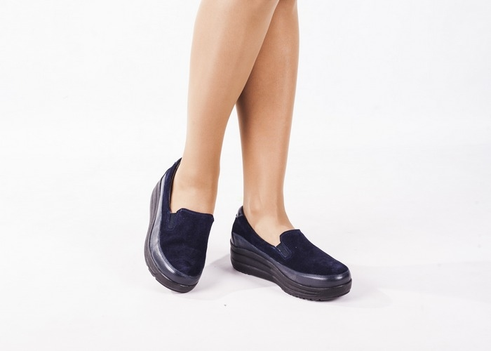 Женские ортопедические туфли 17-008 - 9