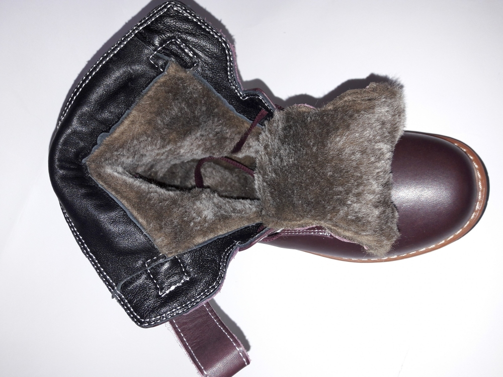 Ботинки зимние ортопедические Форест-Орто 06-724 р. 26-38 - 3