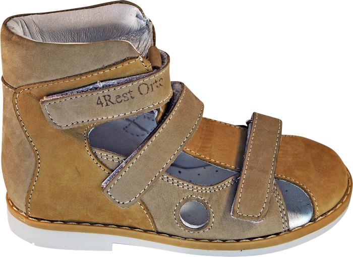 Orthopedic Sandals 06-462 size 21-30 - 3