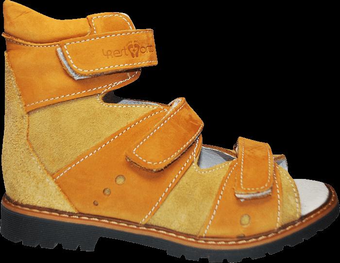 Orthopedic Sandals  06-247 size 31-36 - 3