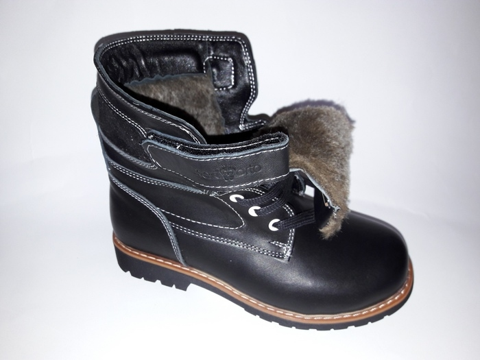 Orthopedic Winter Boots  06-721 size 26-38 - 1