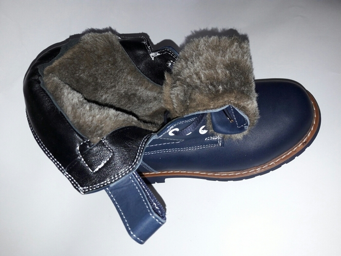 Orthopedic Winter Boots  06-722 size 26-38 - 2