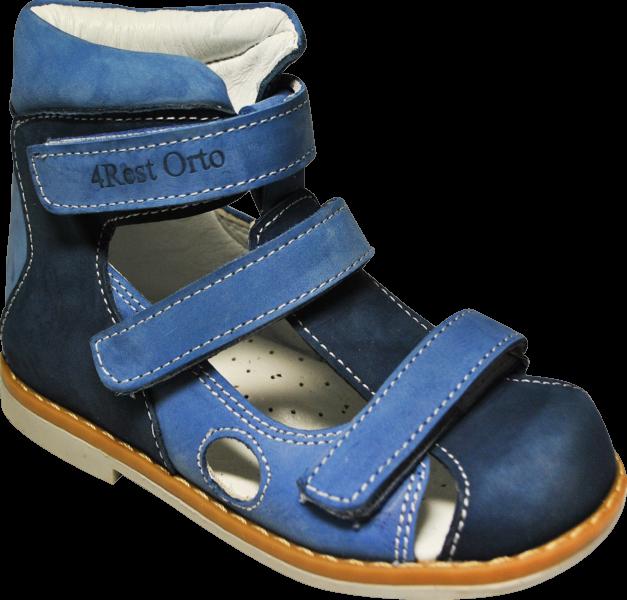 Orthopedic Sandals 06-461 size 21-30 - 2