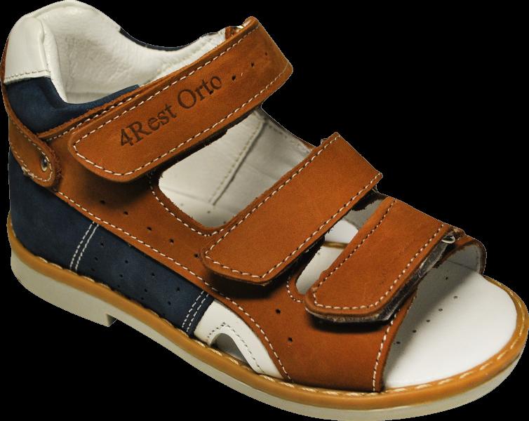 Orthopedic Sandals 06-158 size 21-30 - 1