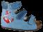 Orthopedic  Sandals 07-001 - 1