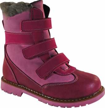 Orthopedic  Winter Boots  06-759 size 31-36