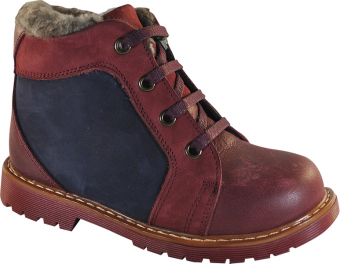 Orthopedic Winter Boots 06-725 size 21-30
