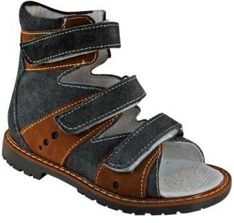 Orthopedic Sandals  06-141 size 21-30
