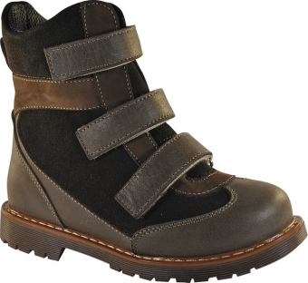 Orthopedic  Winter Boots 06-762  size 21-30