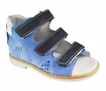 Orthopedic Sandals  06-152 size 21-30