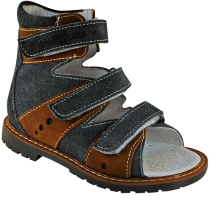 Orthopedic Sandals  06-141 size21-30