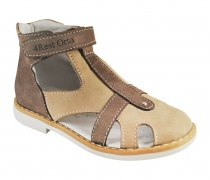 Orthopedic Sandals  06-332 size 21-30