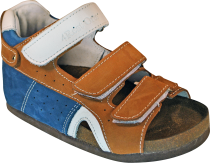 Orthopedic Sandals 07-008 size 21-30